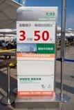 Het Paviljoen van de Olie Shanghai-China van Expo 2010 Royalty-vrije Stock Afbeelding