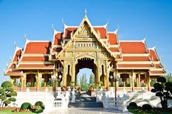 Het paviljoen van het boeddhisme royalty-vrije stock foto's