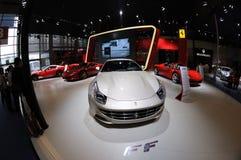 Het paviljoen van Italië Ferrari Stock Fotografie