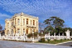 Het Paviljoen van Kucuksu Royalty-vrije Stock Afbeelding