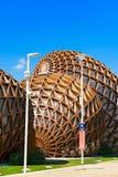 Het Paviljoen van Maleisië - Expo Milaan 2015 Stock Foto's