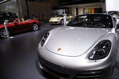 Het paviljoen van Porsche Royalty-vrije Stock Fotografie