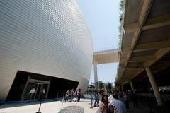 2010 het Paviljoen van Shanghai Expo Finland Royalty-vrije Stock Fotografie