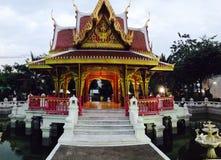 Het paviljoen van Thailand Stock Foto