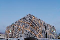 Het paviljoen van Zweden Stock Foto's