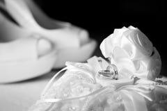 Het personeel van het huwelijk Royalty-vrije Stock Foto's