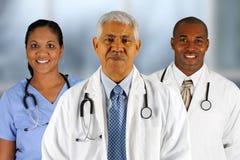 Het Personeel van het ziekenhuis Royalty-vrije Stock Foto's