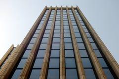 Het perspectief van de toren stock foto