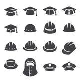 Het pictogram set Stock Afbeeldingen