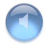 Het Pictogram van Aqua Royalty-vrije Stock Foto