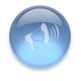Het Pictogram van Aqua Stock Foto