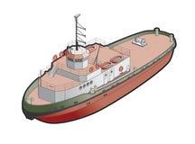 Het Pictogram van de Boot van de markering. De Elementen van het ontwerp 41i Stock Foto's