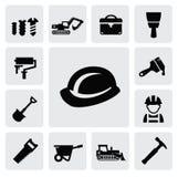Het pictogram van de bouw Royalty-vrije Stock Foto