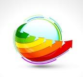 Het pictogram van de energie royalty-vrije illustratie