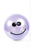 Het pictogram van de glimlach Stock Foto