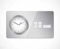 Het pictogram van de klok Royalty-vrije Stock Fotografie