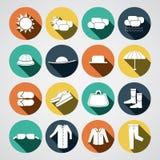 Het pictogram van de levensstijlvlek Stock Foto