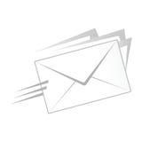 Het pictogram van de post Stock Afbeelding