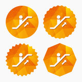 Het pictogram van de roltraptrap Lift bewegende trede Royalty-vrije Stock Afbeelding