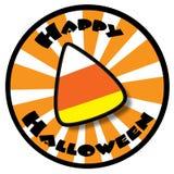 Het Pictogram van Halloween van het suikergoed Stock Afbeelding