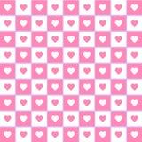 Het pictogram van hartpatronen groot voor om het even welk gebruik Vector eps10 Royalty-vrije Stock Fotografie