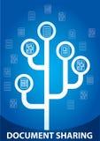 Het pictogram van het aandeel Royalty-vrije Stock Fotografie