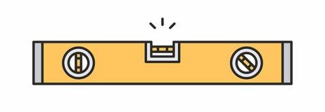 Het pictogram van het bellenniveau Royalty-vrije Stock Foto