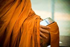 Het pictogram van het boeddhisme Stock Foto