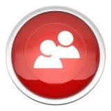 Het pictogram van het forum Stock Fotografie