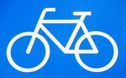 Het pictogram van het verkeer Stock Foto