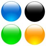 Het pictogram van het Web Royalty-vrije Stock Afbeeldingen