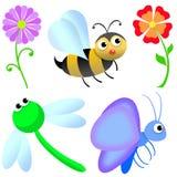 Het pictogramreeks van de tuin (02) Royalty-vrije Stock Foto