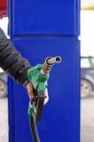 Het pistool van de brandstof royalty-vrije stock afbeelding
