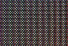 Het pixel van de monitor Royalty-vrije Stock Afbeelding