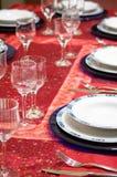 Het plaatsen van de Lijst van Kerstmis Royalty-vrije Stock Foto
