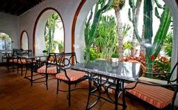 Het plaatsen voor het informele dineren Royalty-vrije Stock Foto