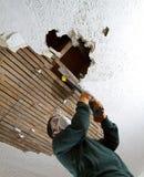 Het plafond neemt neer Royalty-vrije Stock Foto's