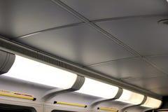 Het plafond van de doorgang stock afbeeldingen