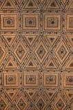 Het plafond van de kathedraal Stock Foto
