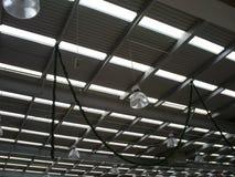 Het plafond van de supermarkt Royalty-vrije Stock Afbeeldingen