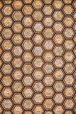 Het plafond van de zaal Plaza DE Espana verfraaide met mooi Royalty-vrije Stock Foto