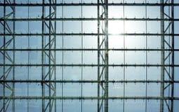 Het plafond van het fragmentglas Royalty-vrije Stock Foto