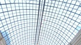 Het plafond van het GOMwinkelcentrum stock videobeelden