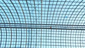 Het plafond van het GOMwinkelcentrum stock video