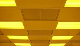 Het plafond van het bureau Stock Foto's