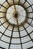 Het plafond van het glas Royalty-vrije Stock Afbeeldingen