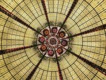 Het Plafond van het glas Royalty-vrije Stock Foto's