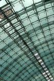 Het plafond van het glas Royalty-vrije Stock Afbeelding