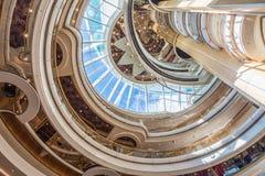 Het Plafond van het luxeschip Royalty-vrije Stock Foto's