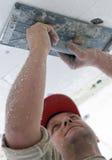 Het plafond van het polystyreen Royalty-vrije Stock Foto
